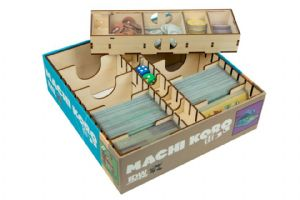 The Machi Koro Organiser